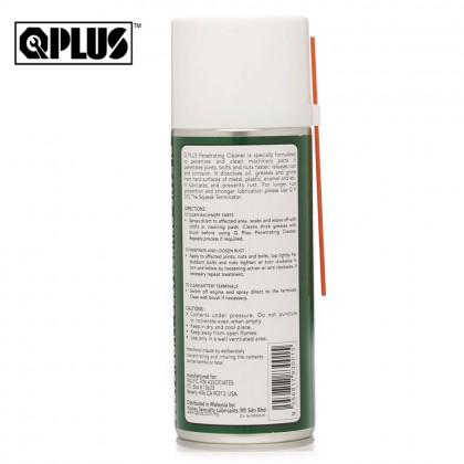 QPLUS QP001 PENETRATING CLEANER (300G)