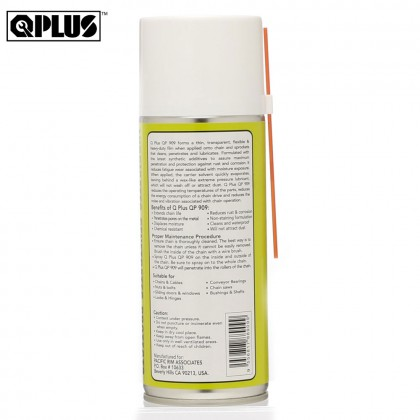 QPLUS QP909 CHAIN LUBE FOR INDUSTRIES USE (300G)