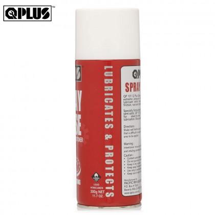 QPLUS QP101 SPRAY GREASE (300G)
