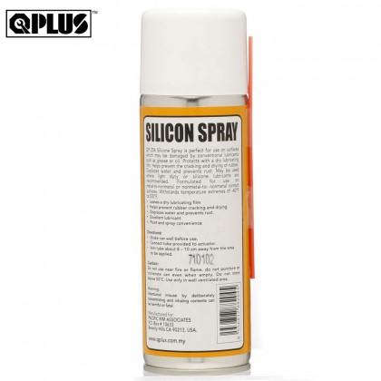 QPLUS QP204 SILICONE SPRAY (160G)