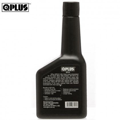 QPLUS QP916 V OIL CHAIN LUBE (100ml)