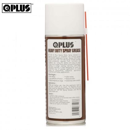 QPLUS QP103 HEAVY DUTY SPRAY GREASE (300G)