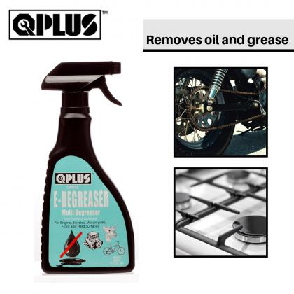 QPLUS QP810 WATER BASE E-DEGREASER SPRAY (500ml)