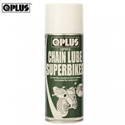 QPLUS QP915 CHAIN LUBE SUPERBIKE (300G)