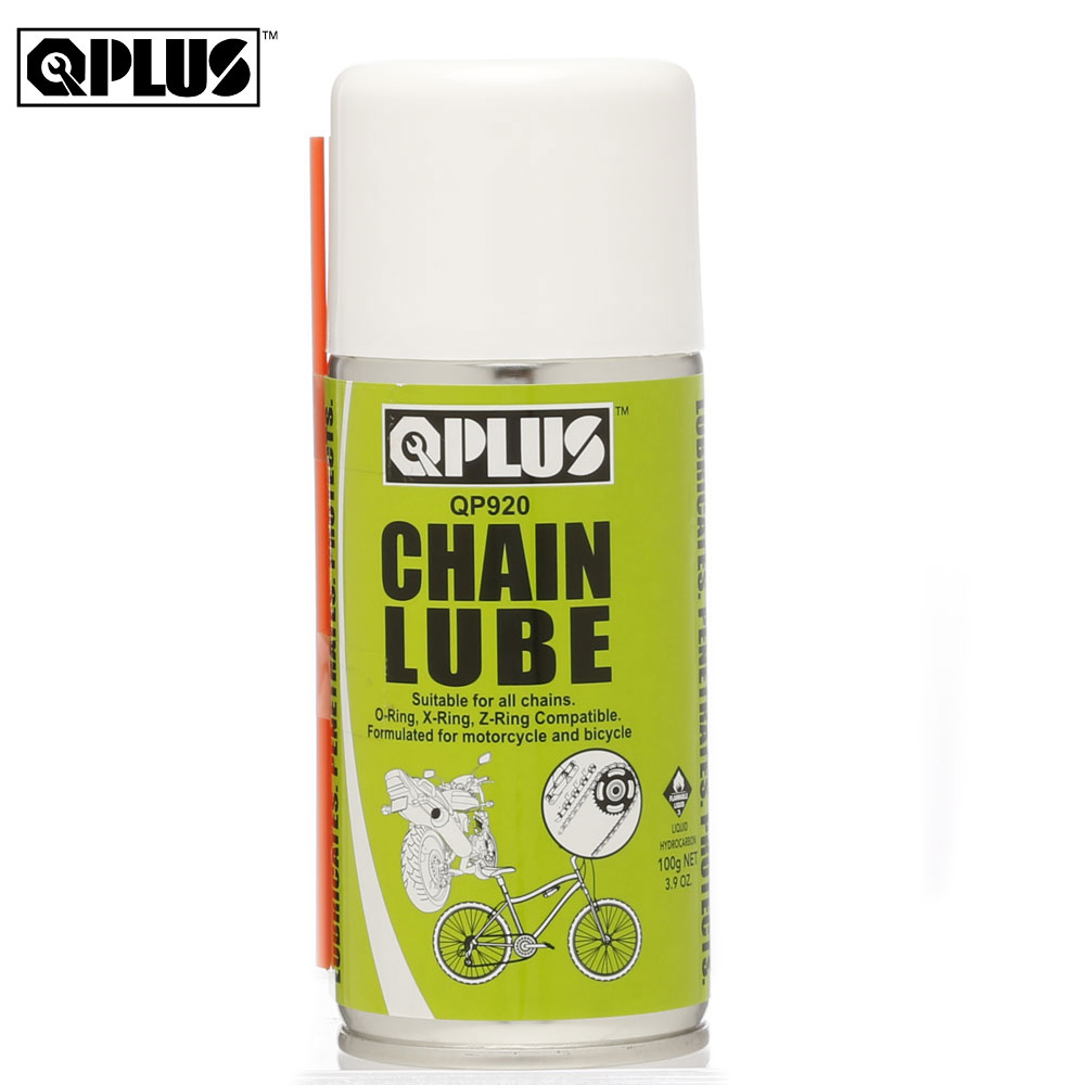 QPLUS QP920 CHAIN LUBE FOR MOTORCYCLE AND BICYCLE (100G)